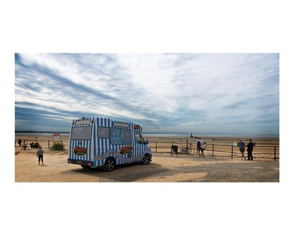 Ice Cream Crosby UK by Ron50
