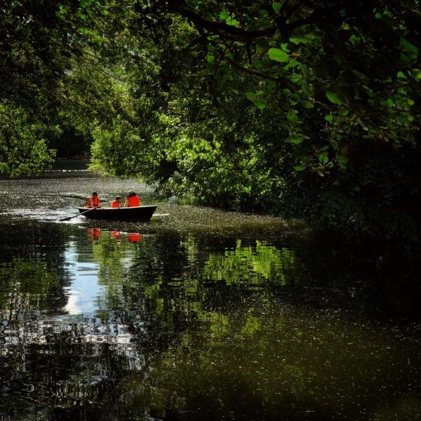 three in a boat by leo_nid