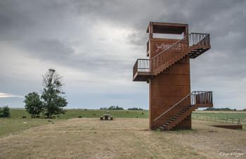 Rusty tower