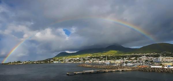 Rainbow Island by ivalyn