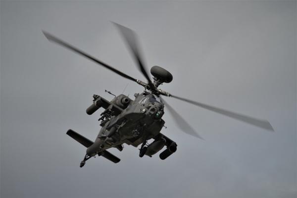 AH-64D RIAT 2019 by RossiT123