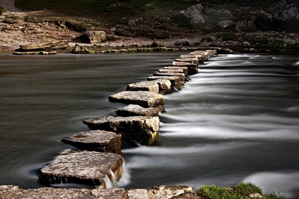 Stepping stones by dven