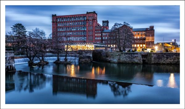 Belper Mill - Derbyshire by audi_db
