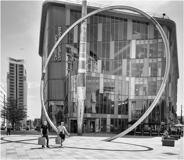 The Alliance sculpture. by franken