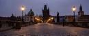 Charles Bridge Prague by rontear