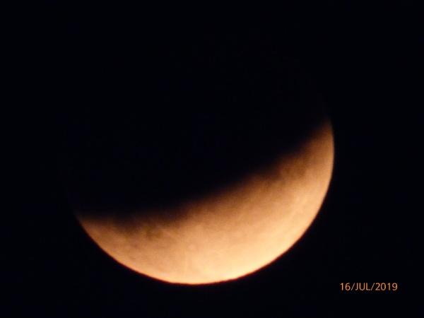 Last nights moon by ELLISON58