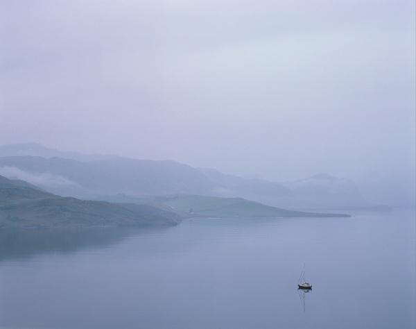 Mist Over Eribol by hwatt