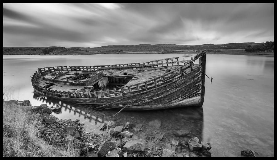 Croig shipwreck