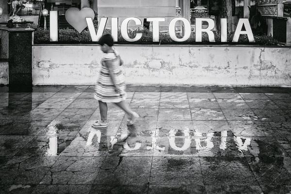 I Love Victoria... by clicknimagine