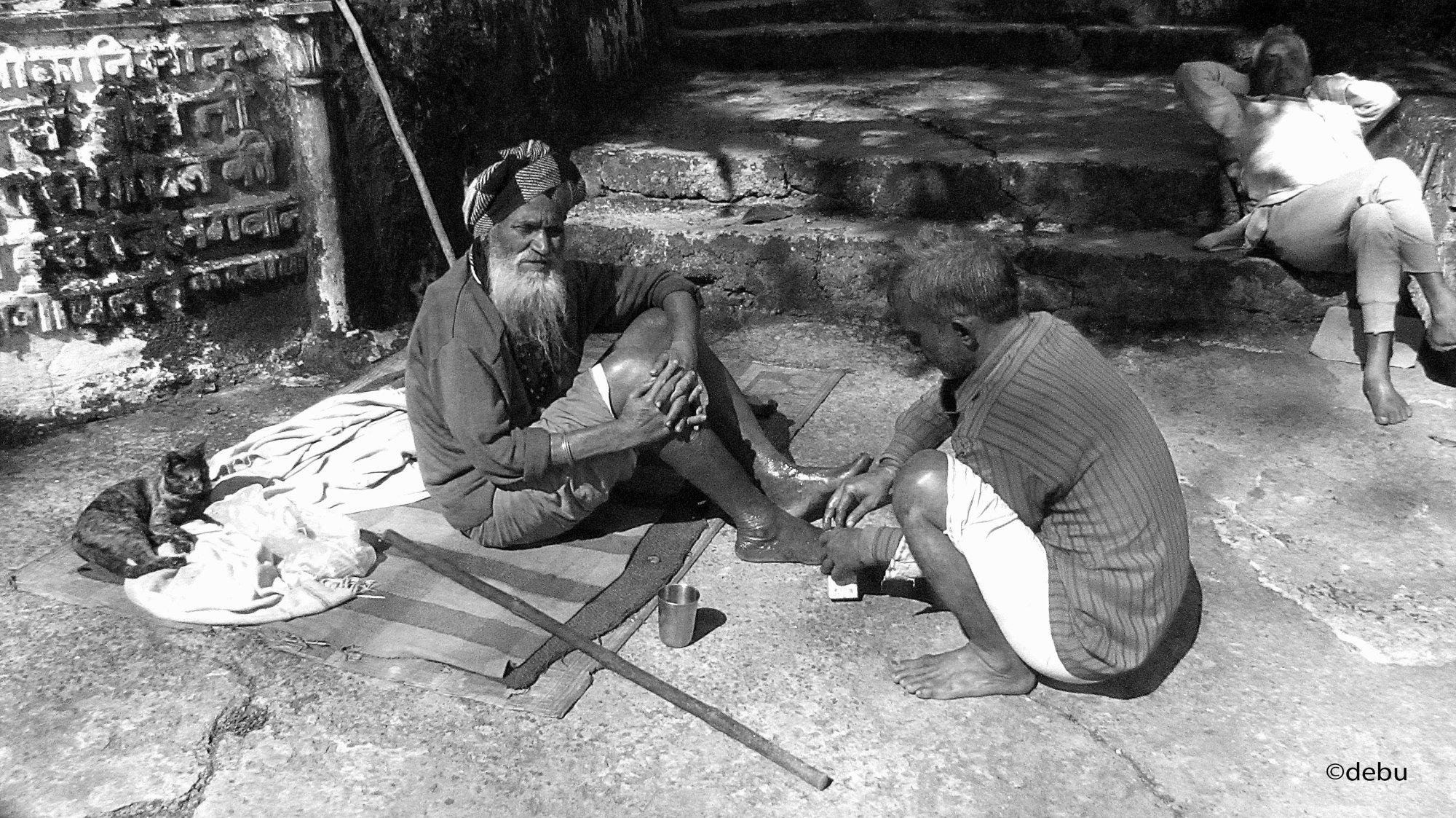 Village leg treatment