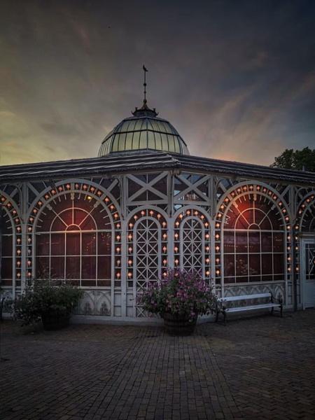 Tivoli Garden Copenhagen by StevenBest