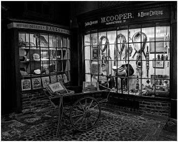 The Saddler's Shop