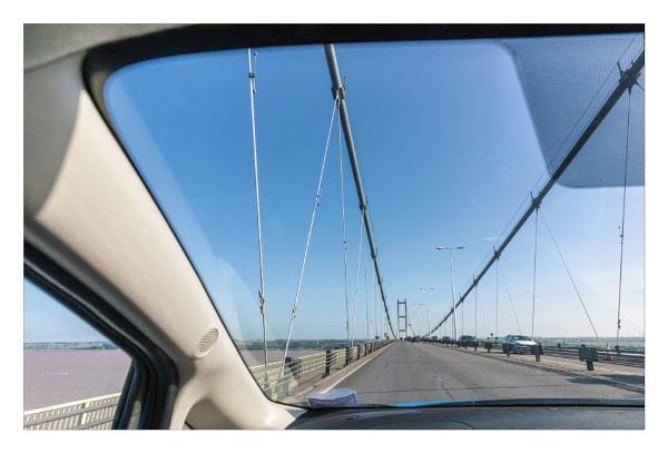 The Humber Bridge by DicksPics