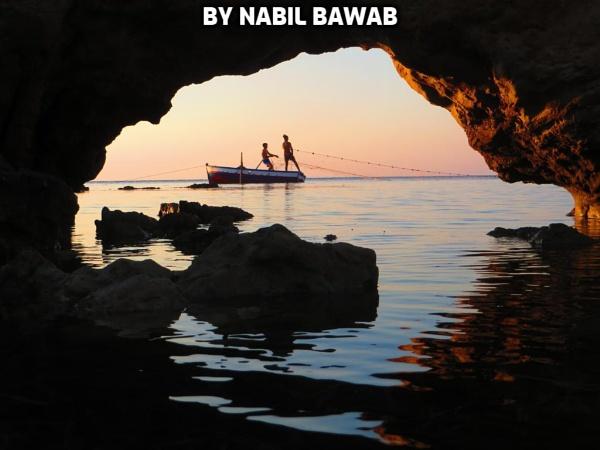 Through a Rock hole by bulbulov