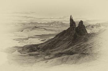 A Hebridean Meandering XXXXVI - Vision of Skye