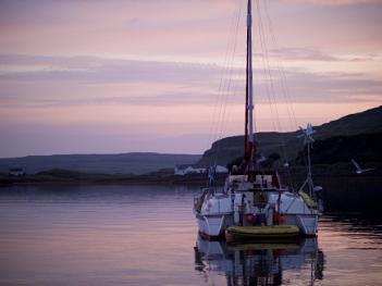 A Hebridean Meandering XXXXVII - Canna Peace