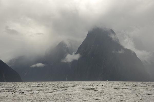 Milford Sound by alfpics