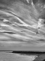 The Breakwater - Garlieston  bay