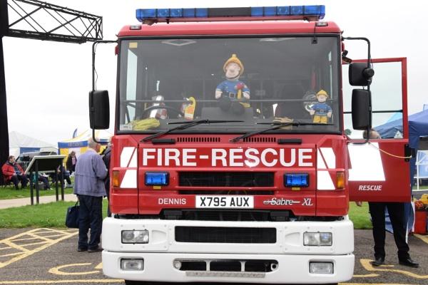 Fireman Sam to the Rescue !!!!! by davyskid