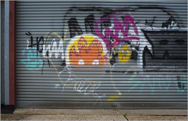 Farmyard Graffiti by AlfieK