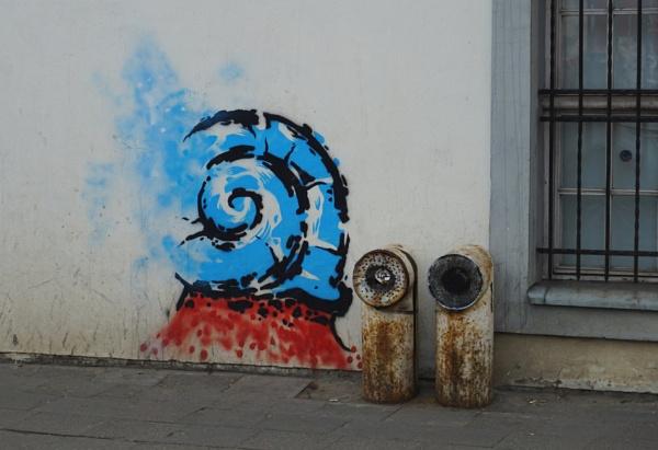 Underground snail by SauliusR
