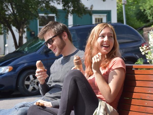 ice cream by lambertphotos
