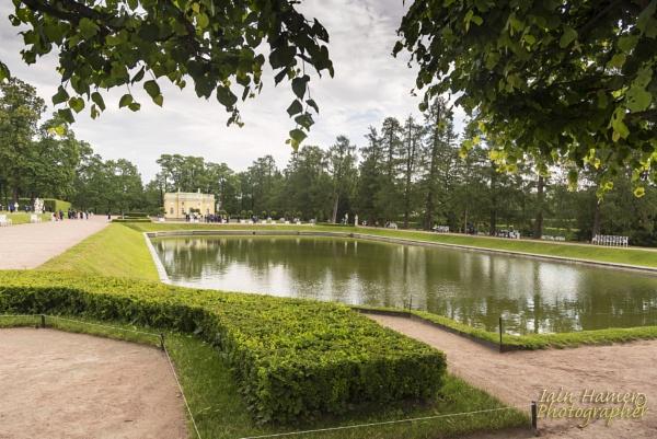 Catherine Palace Grounds by IainHamer