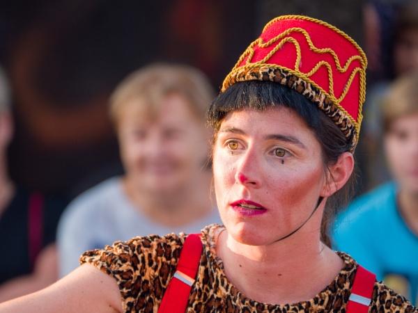 Mona Circo - Street Art performer - Carnival Lublin 2019 by WioletaJ