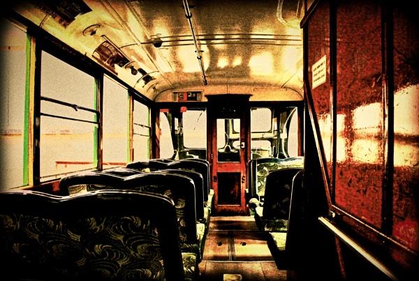 Tram Seats by adagio