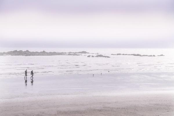 Beach Walk by MAK2