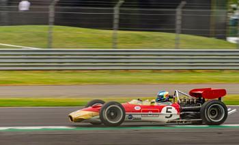 Team Lotus, Masters Historic Race