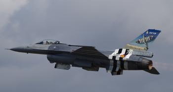 350 Sqn F-16