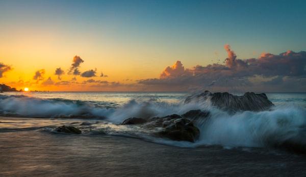 Black Rock Tobago Second View by darrylhp