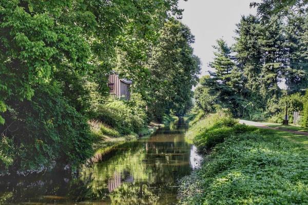 Delaware Canal by Merlin_k