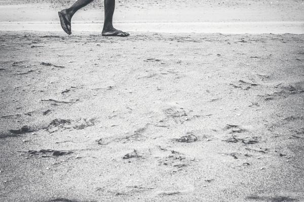 Beach access... by clicknimagine