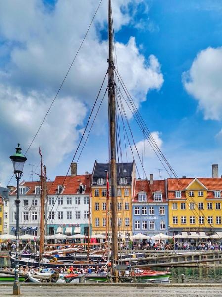 Nyhavan Copenhagen Denmark by StevenBest