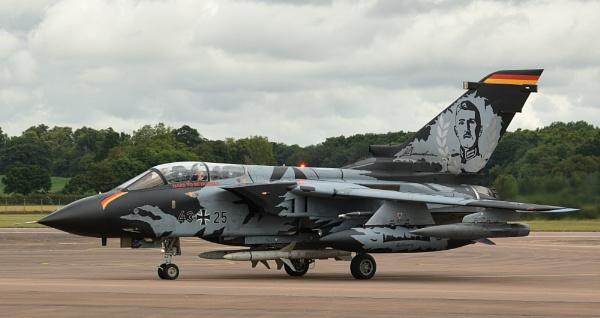 German Tornado by nealie