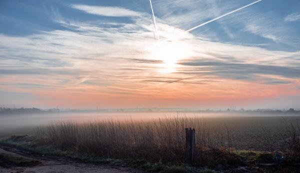 Sunrise by pauljt