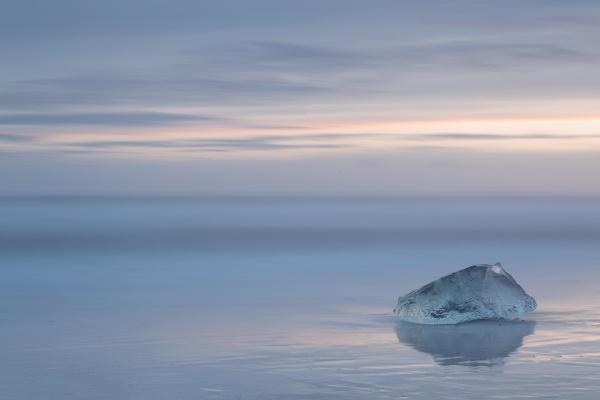 Ice...