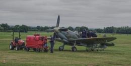 Getting Ready...at Headcorn Aerodrome..Kent.UK
