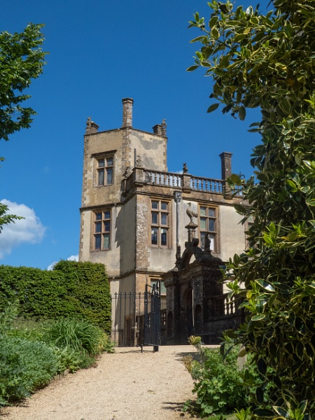 Shebourne Castle by Agglestone