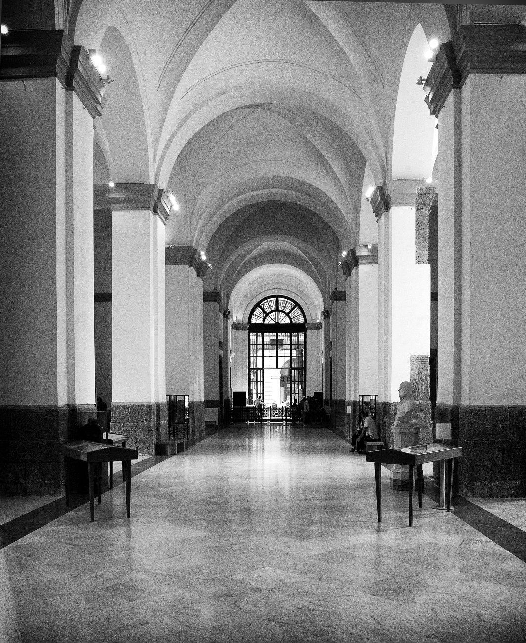 Pillars & Arches