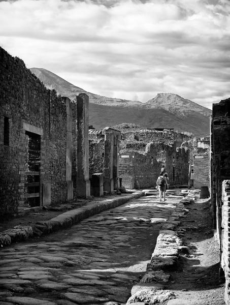 Pompeii Street by NevJB