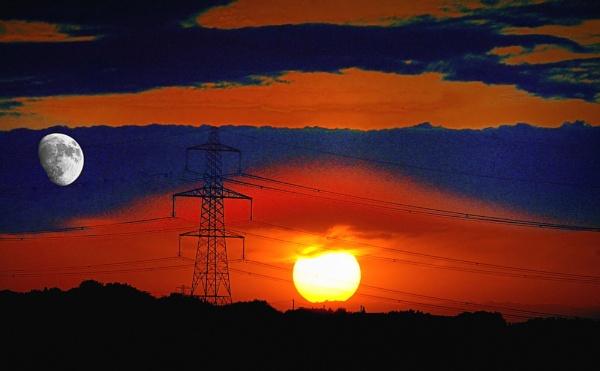 Sunset by robertsnikon