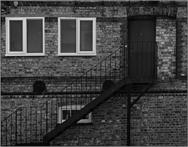 First floor accomodation. by AlfieK