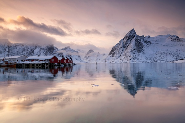 Norway in winter by edrhodes