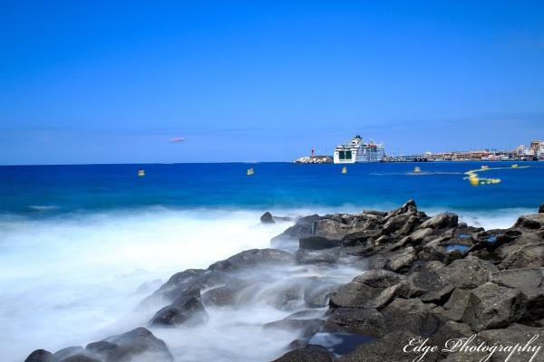 Los Tarajales, Tenerife by bcegerton