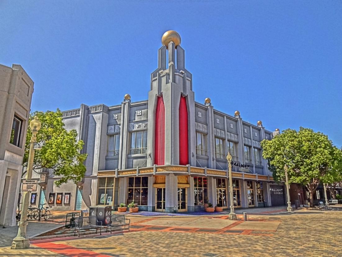 The Multi-plex Movie Theatre