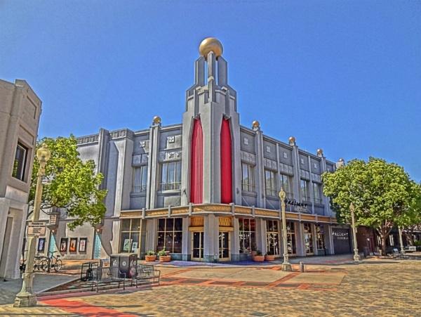 The Multi-plex Movie Theatre by WestCamera