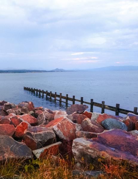 Pwllheli Seascape by Phil_Warr
